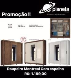Título do anúncio: Guarda Roupa Casal montreal