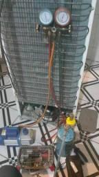 TÉCNICO em Refrigeração (GELADEIRA,FREEZER E AR CONDICIONADO)