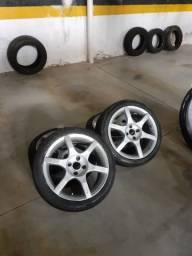 Rodas TSW Evo-R aro 16 c/ pneu