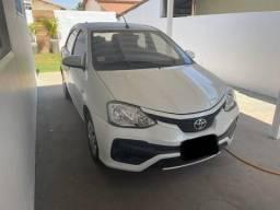 Toyota Etios (mega oportunidade)