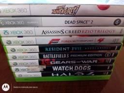 Título do anúncio: Jogos de Xbox originais