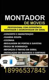 Montador de móveis em geral instalações para casa whattssapp *