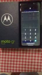 Título do anúncio: Moto g 9 plus