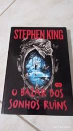 Título do anúncio: Livro O Bazar dos Sonhos Ruins de Stephen King
