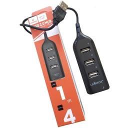 HUB USB 2.0 4 Entradas USB