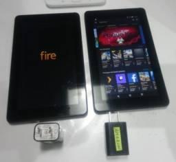 Tablet Amazon Fire 5 com 5GB de memória