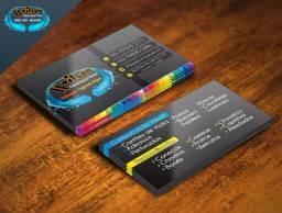 Cartões de Visita | Banners | Folders | Etc