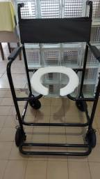 Cadeira de banho Higiênico