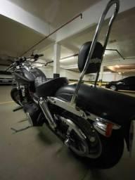 Sissy Bar Destacável Harley Davidson Fat Bob 2012 - Original