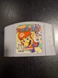 Jogo Mario Party Nintendo 64