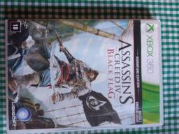 Assassin'Screed IV Black Flag ( jogo xbox360 )