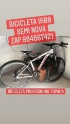 Título do anúncio: Bicicleta Profissional