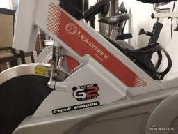 Título do anúncio: Bike spining profissional Moviment Indoor, entrar em contato no whatsapp *