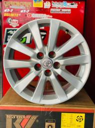 "Rodas Toyota Corolla SEG - Aro 16"""