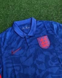 Camisa Nike Inglaterra II 2020/21<br><br>
