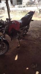 Título do anúncio: Cbx Twister faço rolo em outra moto