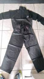 Kit chuva para motociclista