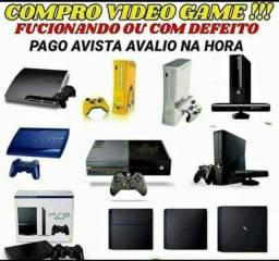 C0MPR0 seu vídeo game a vista ( urgente)