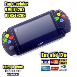 Game Portátil Eony Retro Jogos Classicos Mega Drive Nintendo Arcade