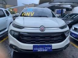 Título do anúncio: Toro Freedom Road 1.8 Automático 2018 C/GNV