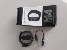Smart bracelete, relógio, M4