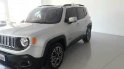 Jeep Renegade 2016/16 Longitude 14 mil km automático - 2016