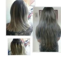 Manutenção de Mega hair
