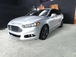 Ford Fusion Titanium Awd Ecoobost - 2013