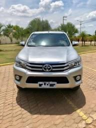 Toyota Hilux SRX 2016 * 2016* 2.8 Diesel IPVA 2018 Aut. 35.000 km revisões na autorizada - 2016