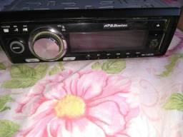 Radio com pen drive
