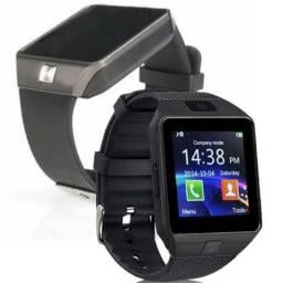 Relogio Smartwatch Dz09 chip cartão