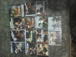 Coleção DVD's e CD's Edson e Hudson