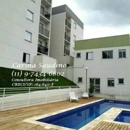 Apartamento Res. ILHAS DO CARIBE - Bragança Paulista - Última unidade por R$ 185.000,00