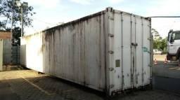 Oportunidade Container Frigorífico Reefer 12 metros