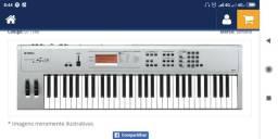 Sintetizador Yamaha S03 perfeito comprar usado  Mogi das Cruzes