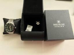 Relógio Swiss Military Hanowa (masculino/ novo/na caixa) comprar usado  Manaus