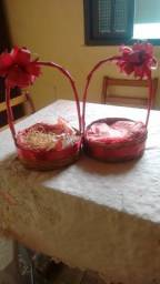 Duas lindas cestas