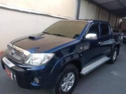 Hilux SRV Diesel Aut - 2011
