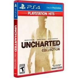 Uncharted: The Nathan Drake Collection - Playstation Hits - PS4