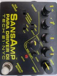 Vendo pedal SANSAMP para driver DI TECH 21 NYC