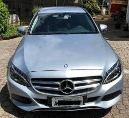 Mercedes Benz C 180 1.6 CGI Avantgarde 16V Turbo - 2015