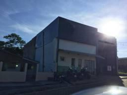 Galpão de Estrutura Metalica no Bairro Urupá - 336 m²
