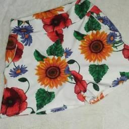 Short cintura alta R$35,00