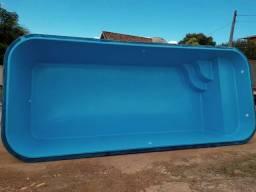Maravilhosa piscina de 7.00x3.00x1.40 Instalada