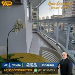 Apartamento para venda, Praia de Itaparica, , Vila Velha / ES