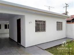 Casa com 2 dormitórios à venda, 72 m² por R$ 220.000 - Sítio Cercado - Curitiba/PR