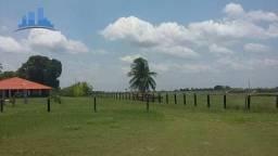 Fazenda de pecuária de precisão no Pantanal matogrossense, Cáceres-MT