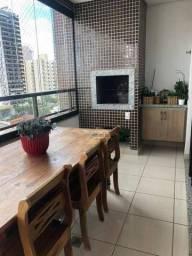 Lindo Apartamento Ed. Goiabeiras Tower 125m² 3 Suítes