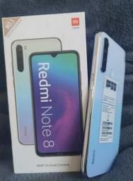 Xiaomi Redmi Note 8 da Xiaomi. Lindo lacrado com garantia e entrega imediata.