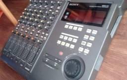 Mixer de 6 canais e porta studio Sony. Aceito trocas e cartão. Leia tudo